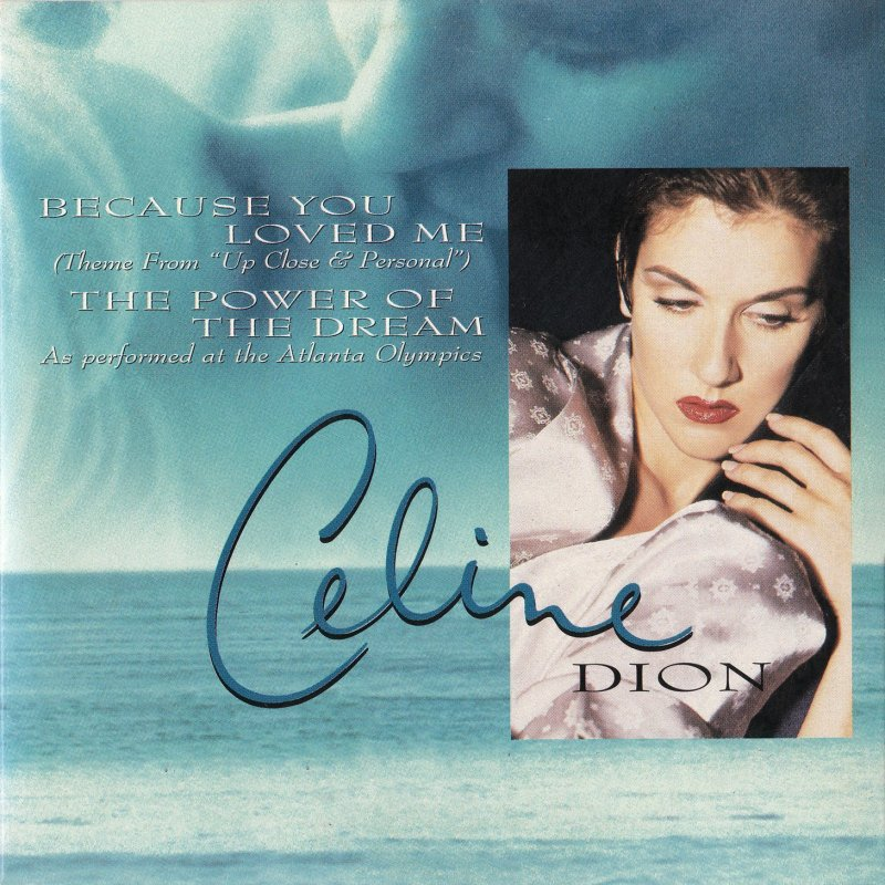 Céline Dion Think Twice - Water From The Moon