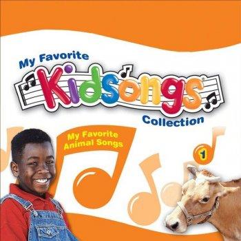 Kidsongs: My Favorite Animal Songs by Kidsongs album lyrics