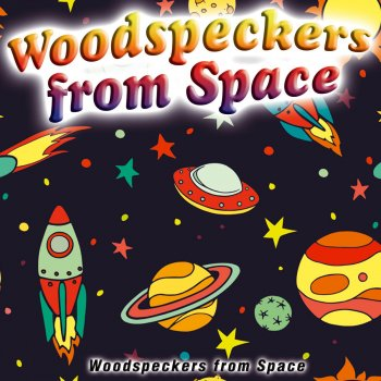 Testi Woodspeckers from Space