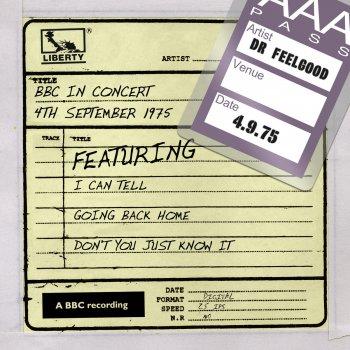 Testi Dr Feelgood - BBC In Concert (4th September 1975)
