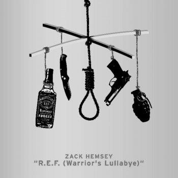 Testi R.E.F. (Warrior's Lullabye)