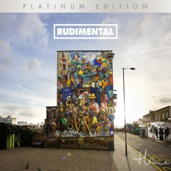 Feel the Love by Rudimental feat. John Newman - cover art