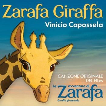 Testi Zarafa giraffa