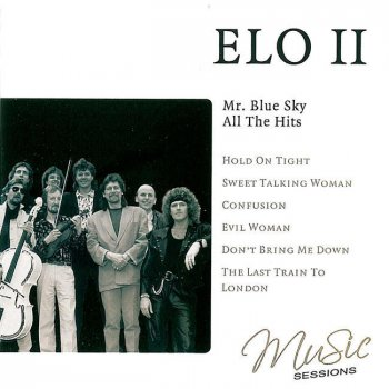 Testi ELO II - Mr. Blue Sky, All The Hits