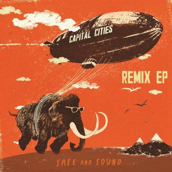 Testi Safe and Sound Remix EP