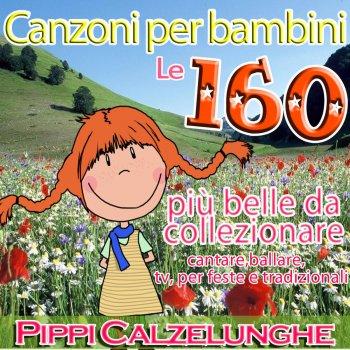 Letras Del álbum Canzoni Per Bambini Pippi Calzelunghe Le 155 Più