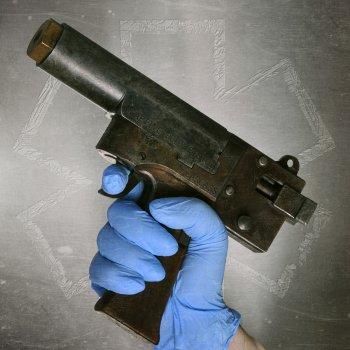 Testi Captive Bolt Pistol