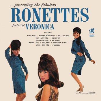 Testi Presenting the Fabulous Ronettes
