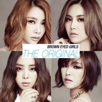 Brown Eyed Girls the Original                                                     by Brown Eyed Girls – cover art