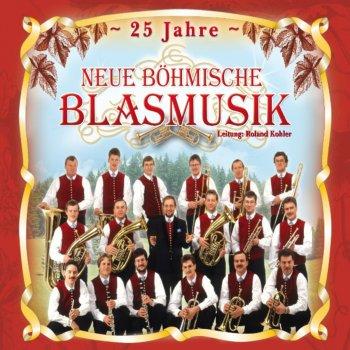 Testi 25 Jahre Neue Böhmische Blasmusik
