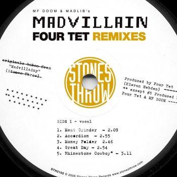 Testi Madvillain Remixes: Four Tet