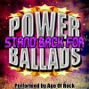 Stand Back for Power Ballads Age Of Rock - cover art