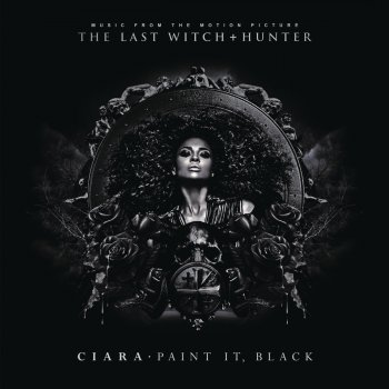 Paint It, Black by Ciara - cover art