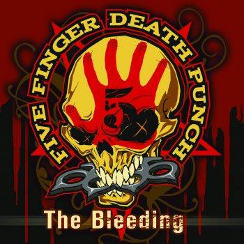 The Bleeding lyrics – album cover