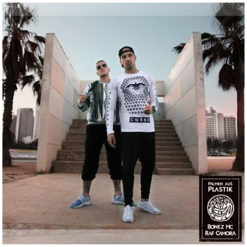 Mörder by Bonez MC feat. RAF Camora & Gzuz - cover art