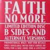 The Joke's Over: A B-Sides Compilation Faith No More - cover art