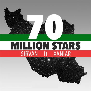 70 Million Stars by Sirvan Khosravi feat. Xaniar Khosravi - cover art