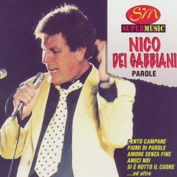 Nico dei gabbiani amore senza fine lyrics musixmatch for Amore senza fine