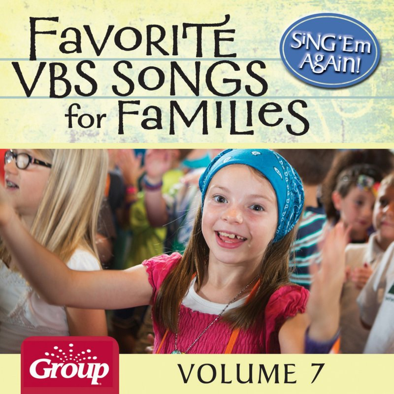 GroupMusic - All Around the World (2014 Weird Animals Vbs