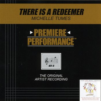 Testi There Is a Redeemer (Premiere Performance Track)