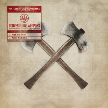 Testi Conventional Weapons, Release 04