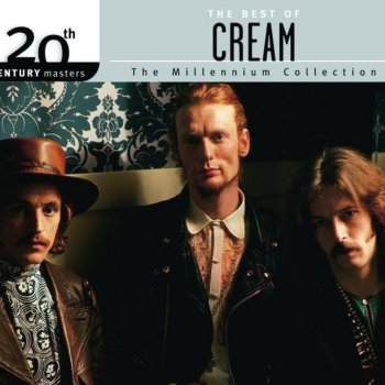 Testi 20th Century Masters - The Millennium Collection: The Best of Cream