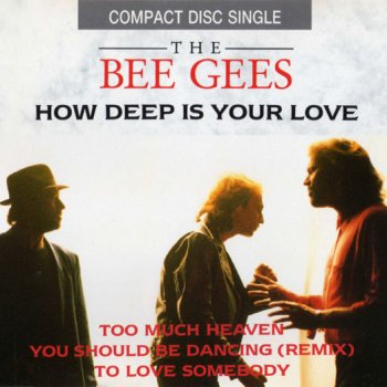 How Deep Is Your Love by Bee Gees - cover art