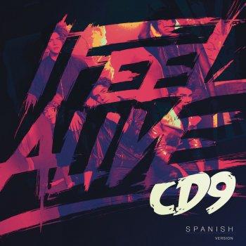 Testi I Feel Alive (Spanish Version)