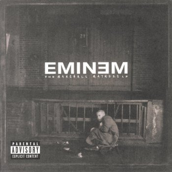 The Real Slim Shady by Eminem - cover art
