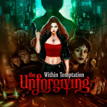Faster by Within Temptation - cover art