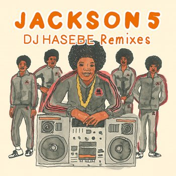 Jackson 5 (DJ Hasebe Remixes) - cover art