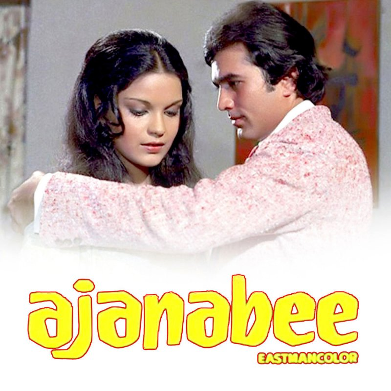 Pal Pal Yaad Teri Hindi Mp3 Song Download: Kishore Kumar - Ek Ajnabee Haseena Se Lyrics