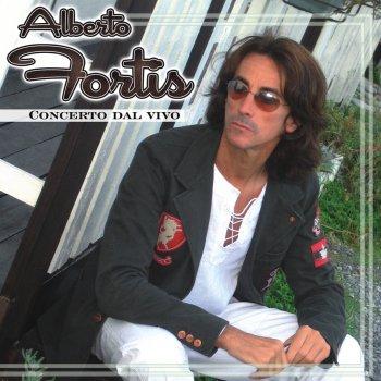 Testi Alberto Fortis Concerto dal Vivo