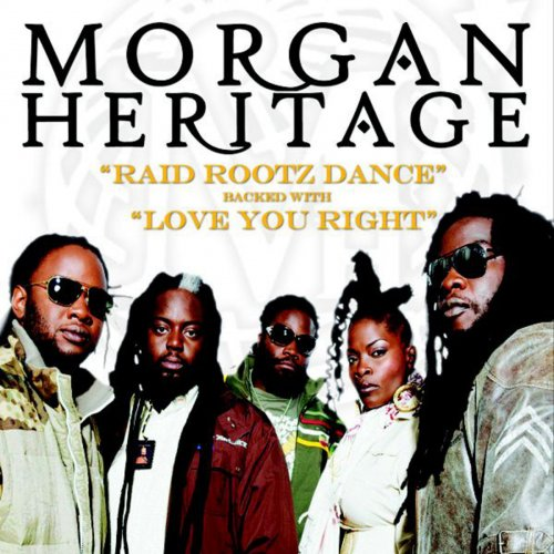 Morgan Heritage - Sign & Wonders / Honey Cone