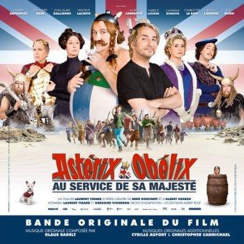 Testi Astérix et Obélix: Au service de sa majesté (Bande originale du film)