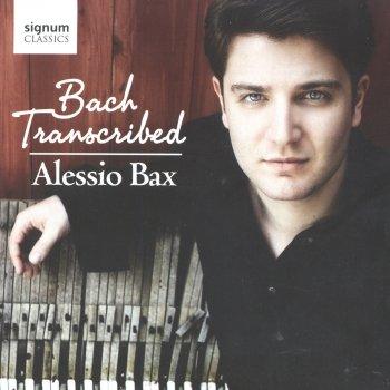 Testi Bach Transcribed
