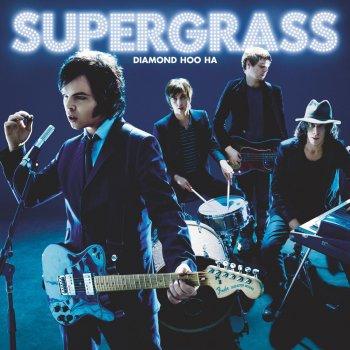 Diamond Hoo Ha Man by Supergrass - cover art