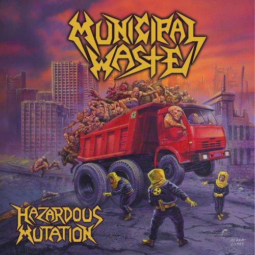 Municipal Waste - Guilty Of Being Tight Lyrics