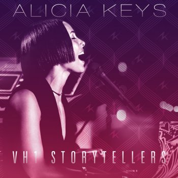 Girl On Fire (Live) by Alicia Keys - cover art