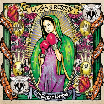 Lucha y Resiste 1 - cover art