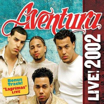 Testi Aventura Live! 2002