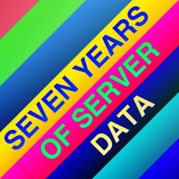 Testi Seven Years of Server Data
