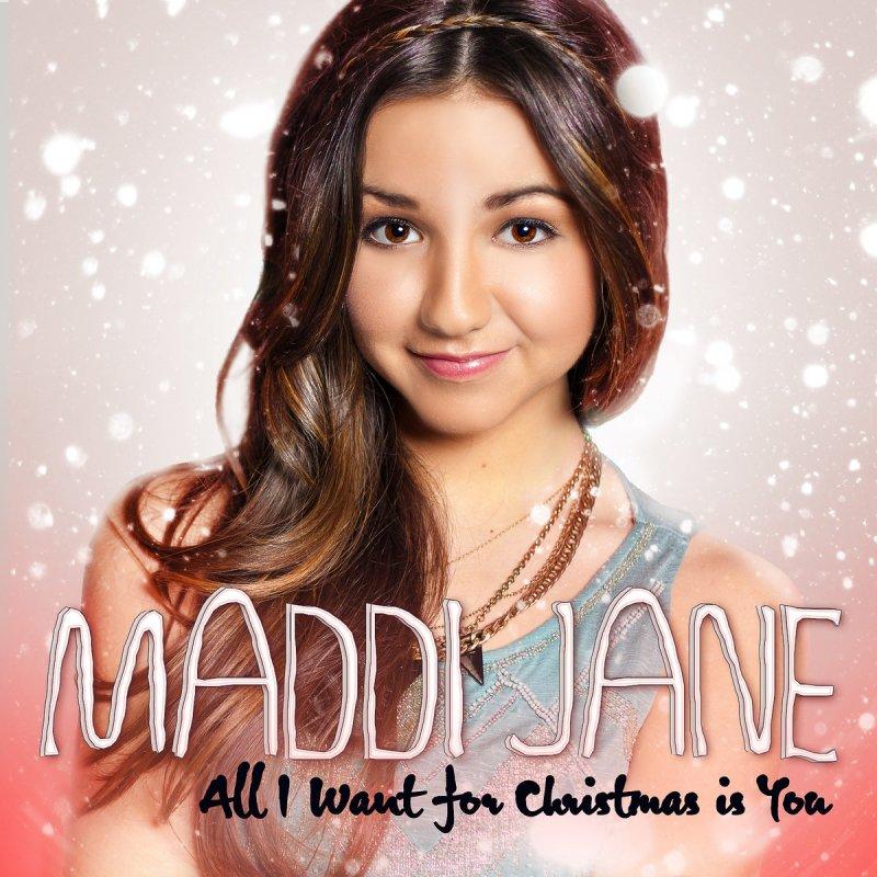 All I Want For Christmas Is You Lyrics.Maddi Jane All I Want For Christmas Is You Lyrics Musixmatch