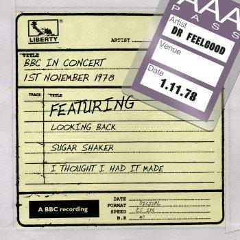 Testi Dr Feelgood - BBC In Concert (1st November 1978)