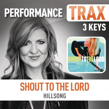 Testi Shout To the Lord (Performance Trax)