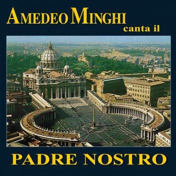 Testi Amedeo Minghi canta il Padre Nostro