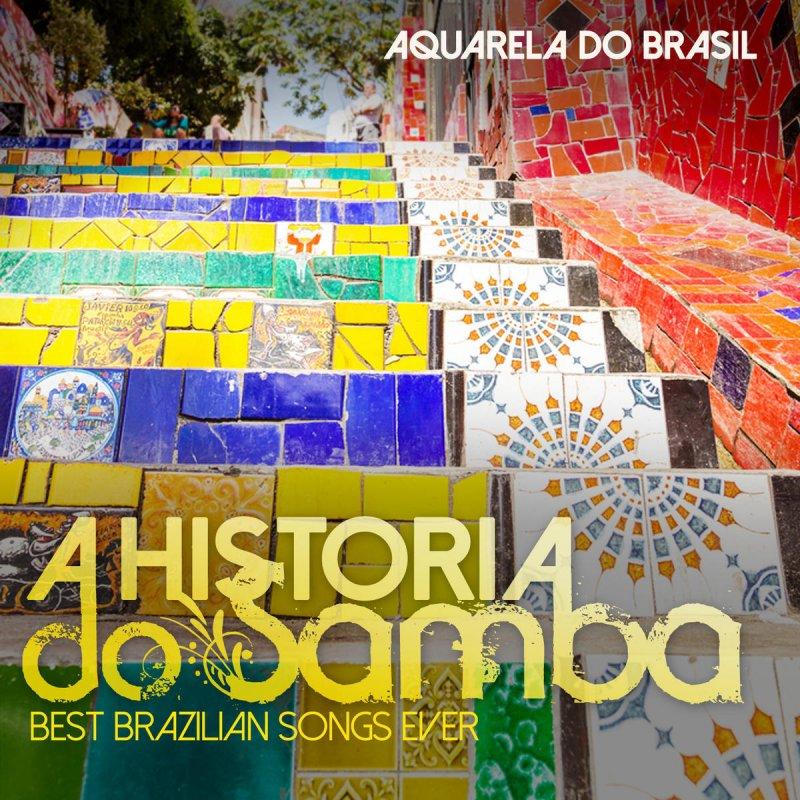 Aquarela Do Brasil Lyrics