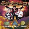 Infinity Rock Explosion! The Axis of Awesome - cover art
