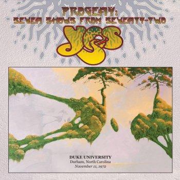Testi Live at Duke University, Durham, North Carolina, November 11, 1972