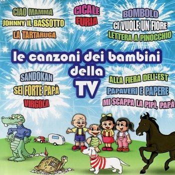 Testi Le Canzoni Dei Bambini Della TV